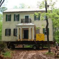 Pittsboro NC Foundation Moving
