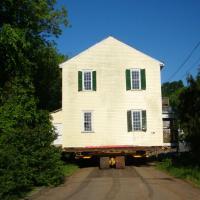 Pittsboro NC House Side Angle